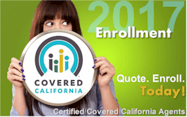 Covered California marketplace enrollment