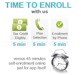 enroll in Covered Ca Exchange coverage