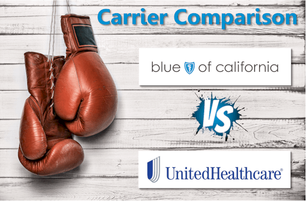 Blue Shield versus United Health Reviews and Comparisons