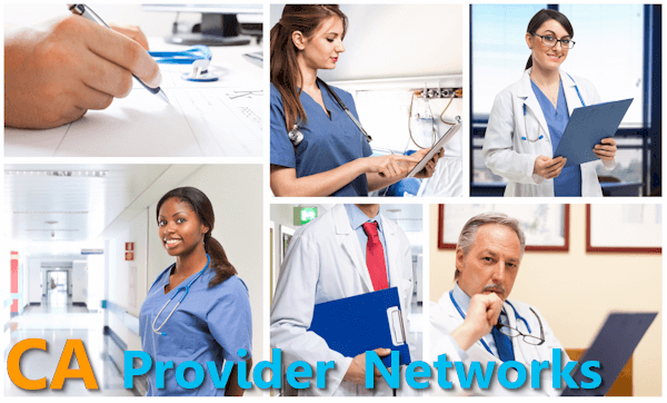 Guide to California doctor networks