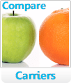 Compare health carriers in California