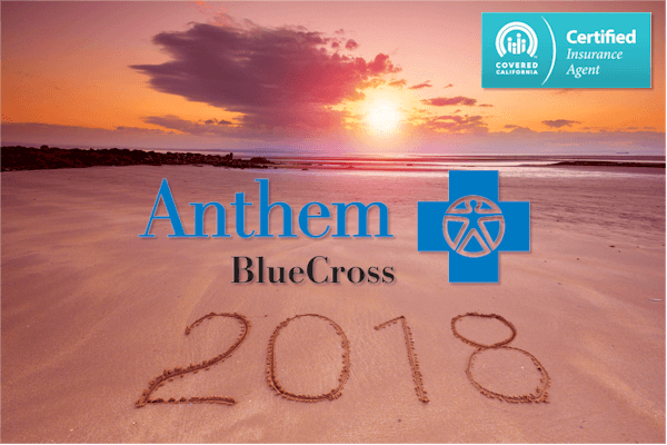 Anthem Blue Cross through Covered California