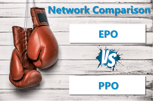 Compare EPO and PPO networks