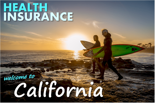 health insurance if you move to California