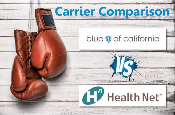 Health Net Versus Blue Shield Of California Comparison
