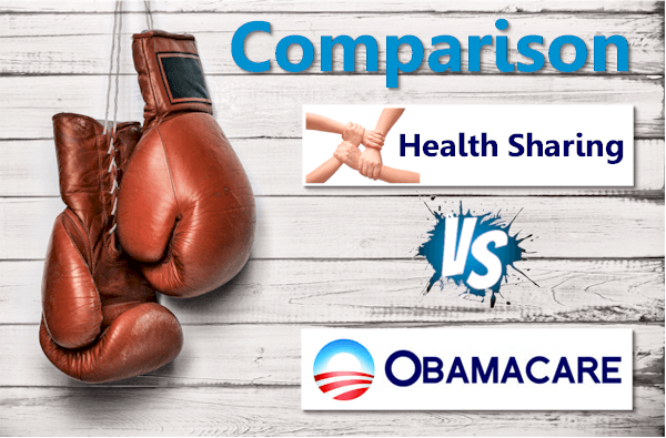 Health insurance versus health sharing comparison