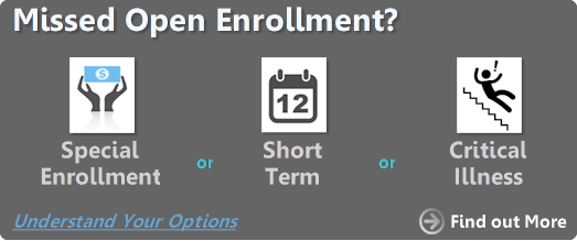 Special enrollment for Covered California