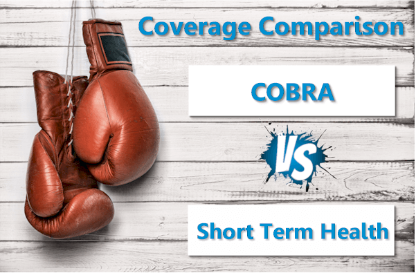 cobra versus short term health insurance comparison